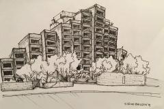 Sirius Illustration, Benita Chen, 2016